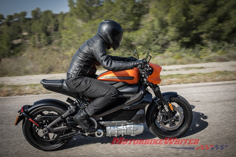 Harley electric LiveWire Harley and Indian announce 2018 sales results AKO
