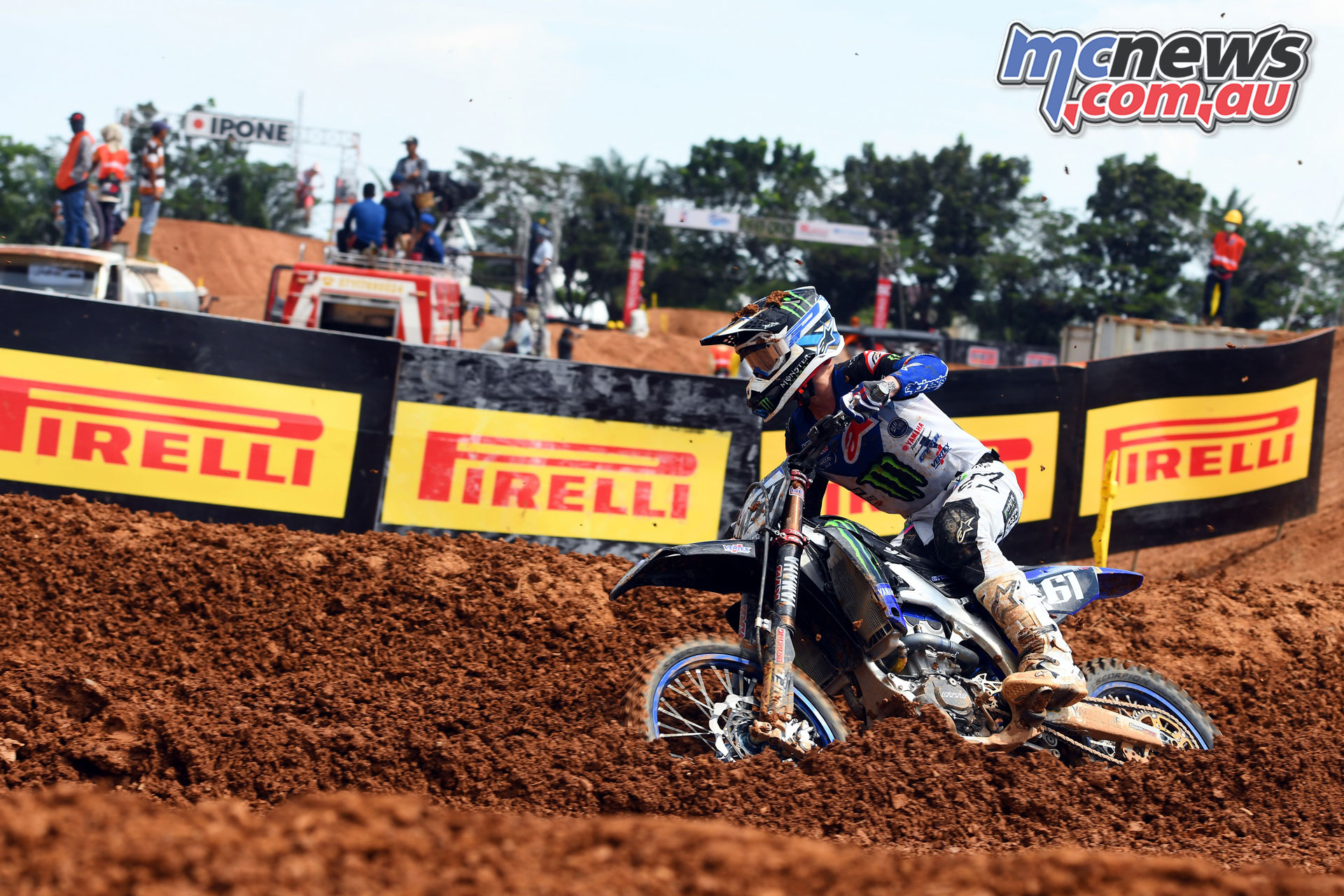 MXGP Indonesia Romain Febvre