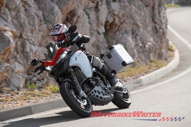 Ducati Multistrada V4 coming?
