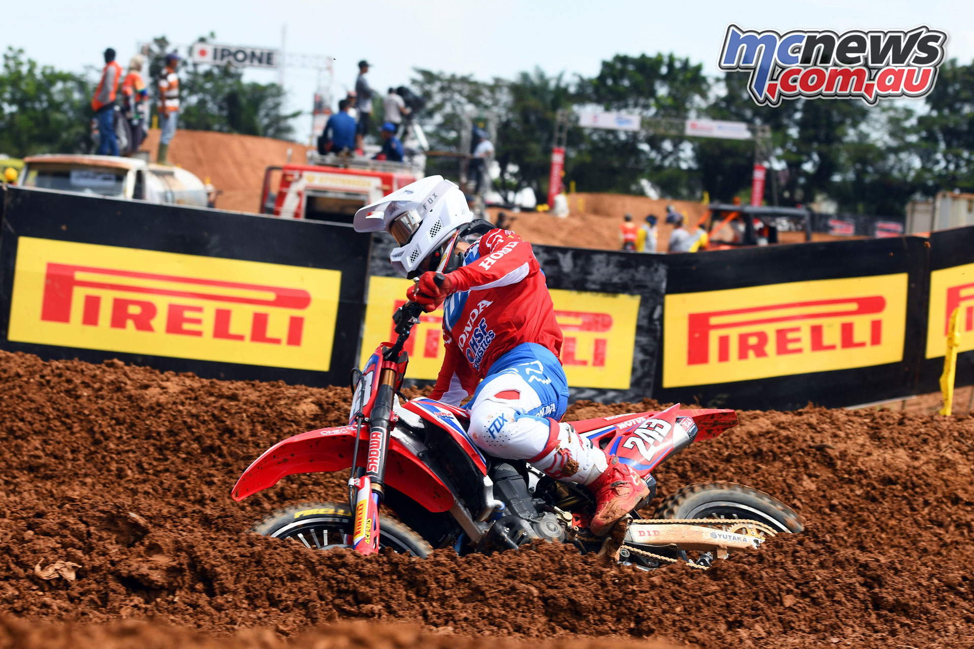 MXGP Indonesia Tim Gajser