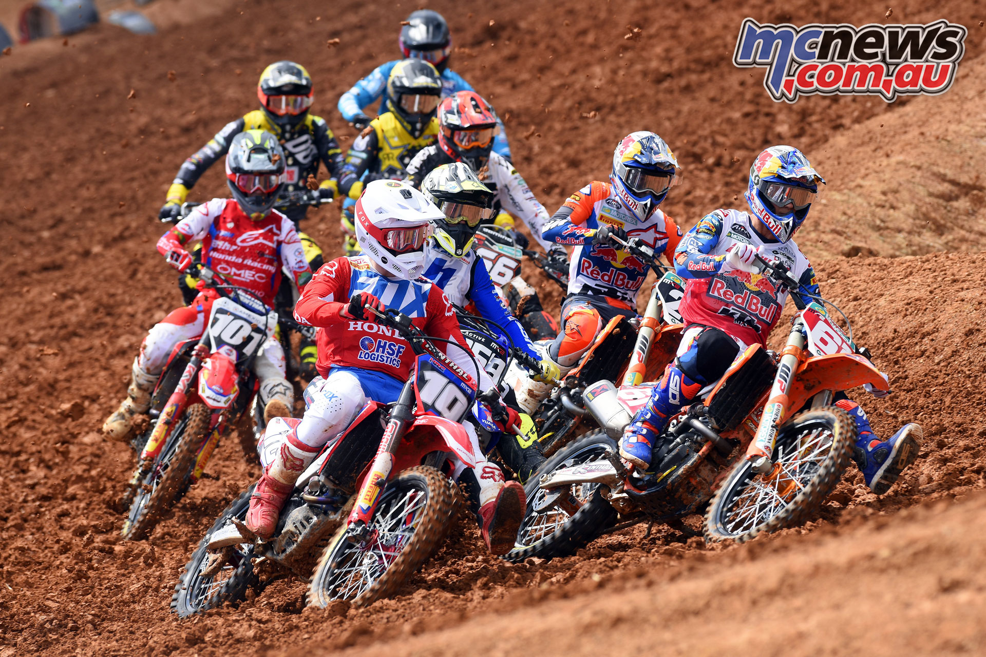 MXGP Indonesia MX Prado start