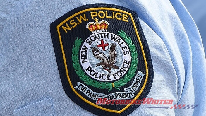 nsw cops police Horror bike crashes in two states lying seeking