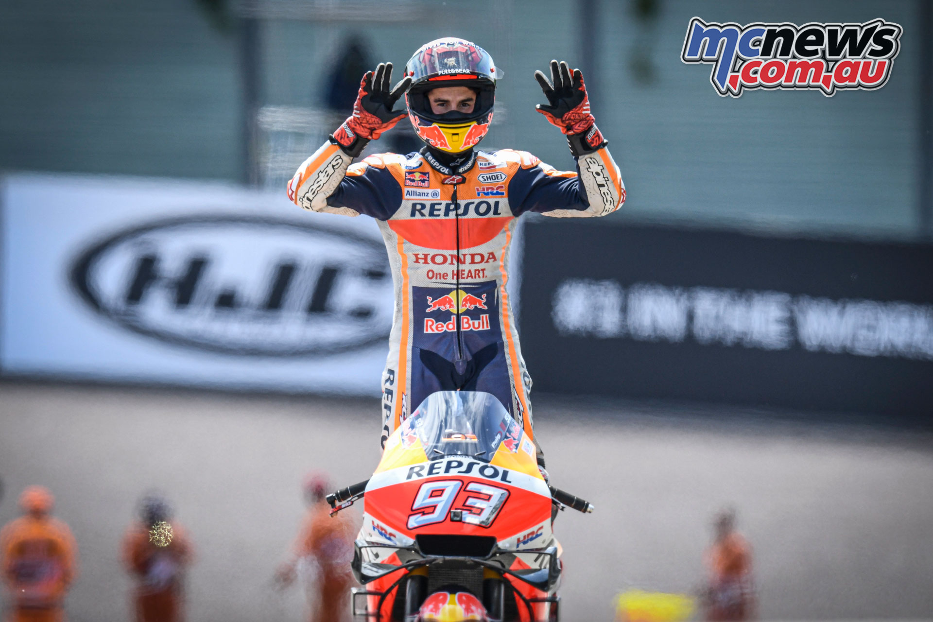 Riders Reflect On Sachsenring Motogp Round 9 Motorcycle News