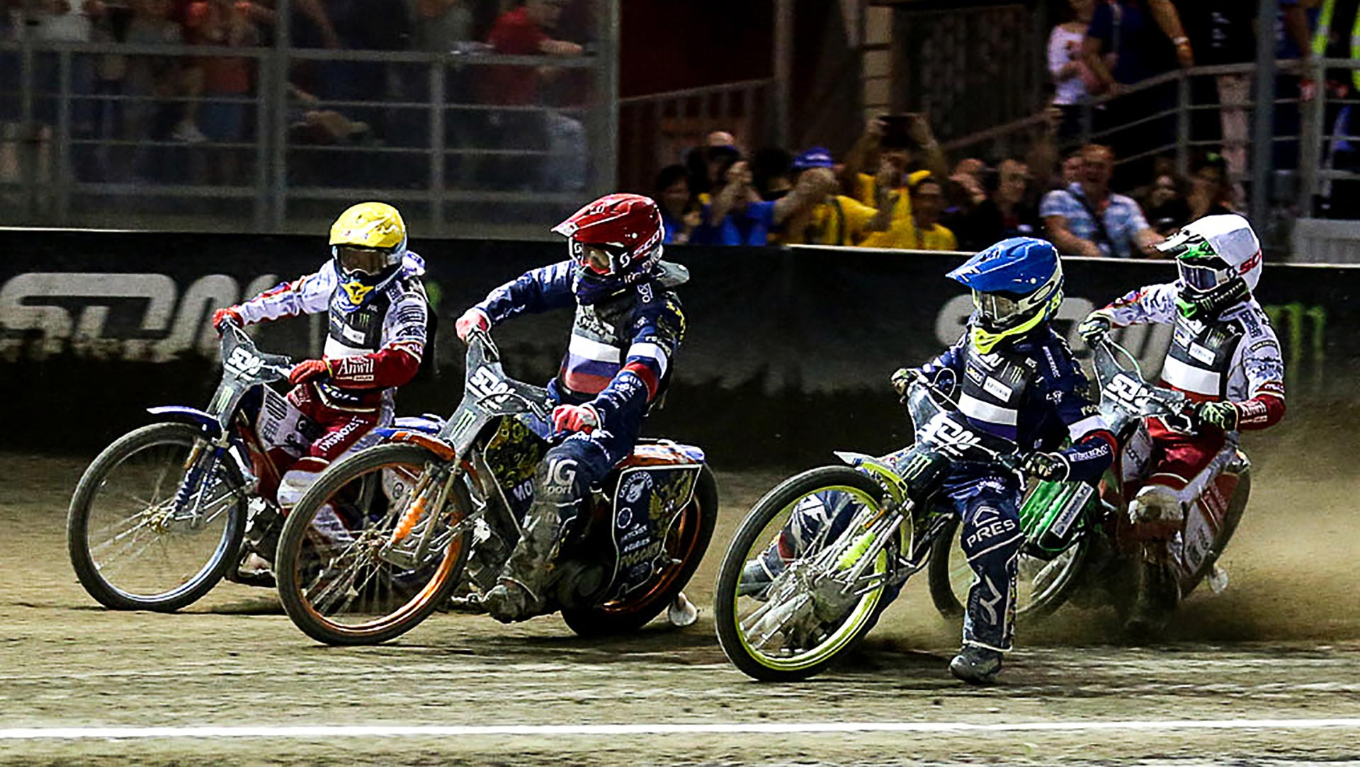 Monster Energy FIM Speedway of Nations Russia Action