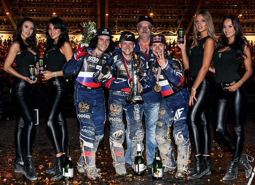 Monster Energy FIM Speedway of Nations Russia