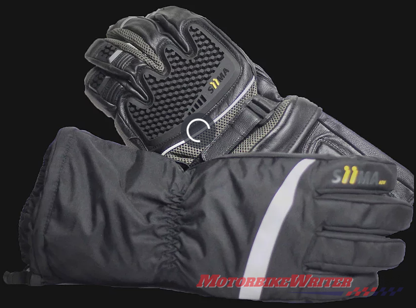 Siima Sibirsky Adventure Glove for all weather conditions