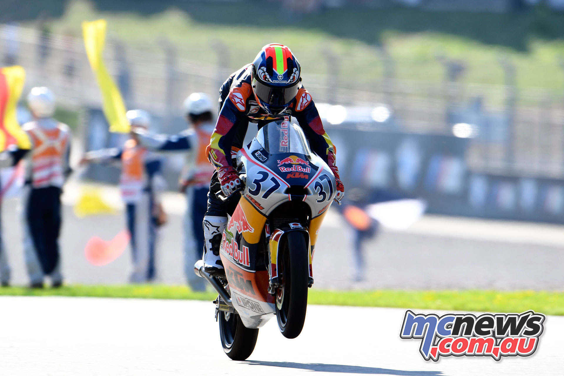 Red Bull Rookies Cup Rnd Austria Pedro Acosta