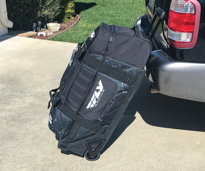Fly Racing 9800 Roller Bag by Ogio.