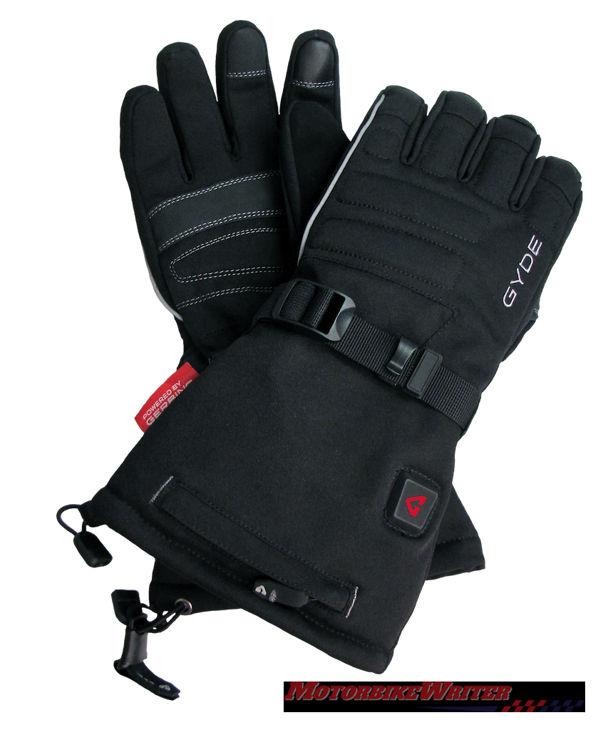 Gerbing Gyde S7 heated gloves