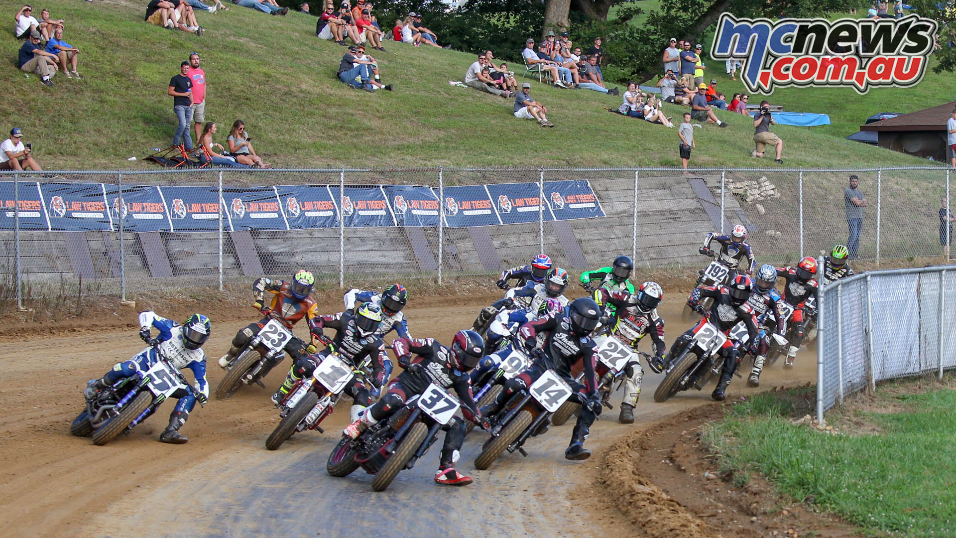 AFT Peoria TT Rnd Twins Main Event ERV