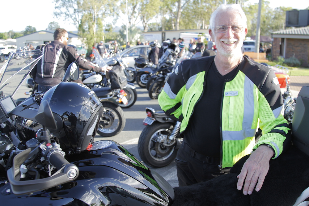 Ipswich Bike Nights John Eacott support sentence Returned riders safety risk is a furphy time limit demonises