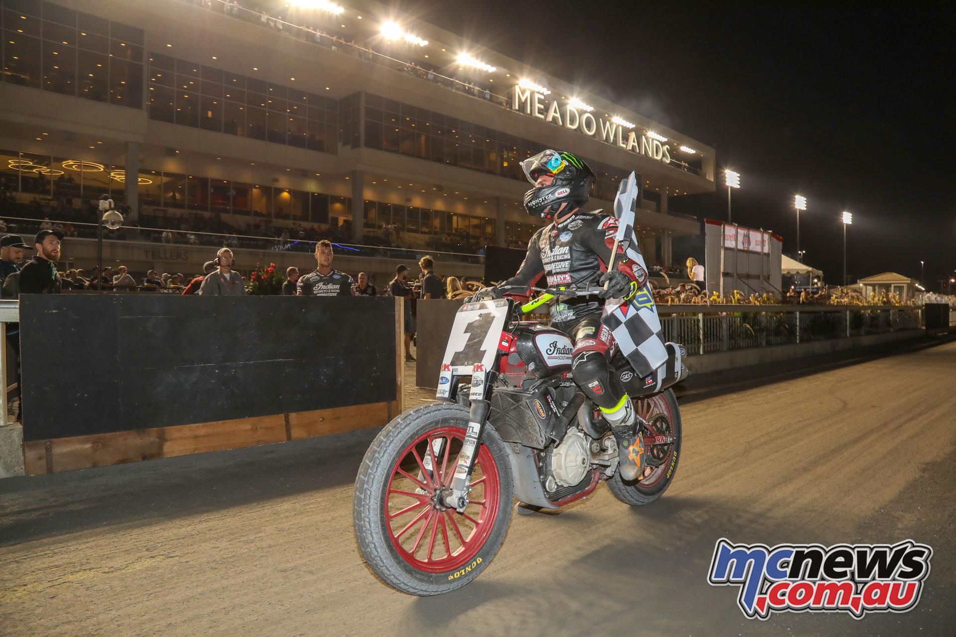 AFT Meadowlands Mile Twins Jared Mees FA