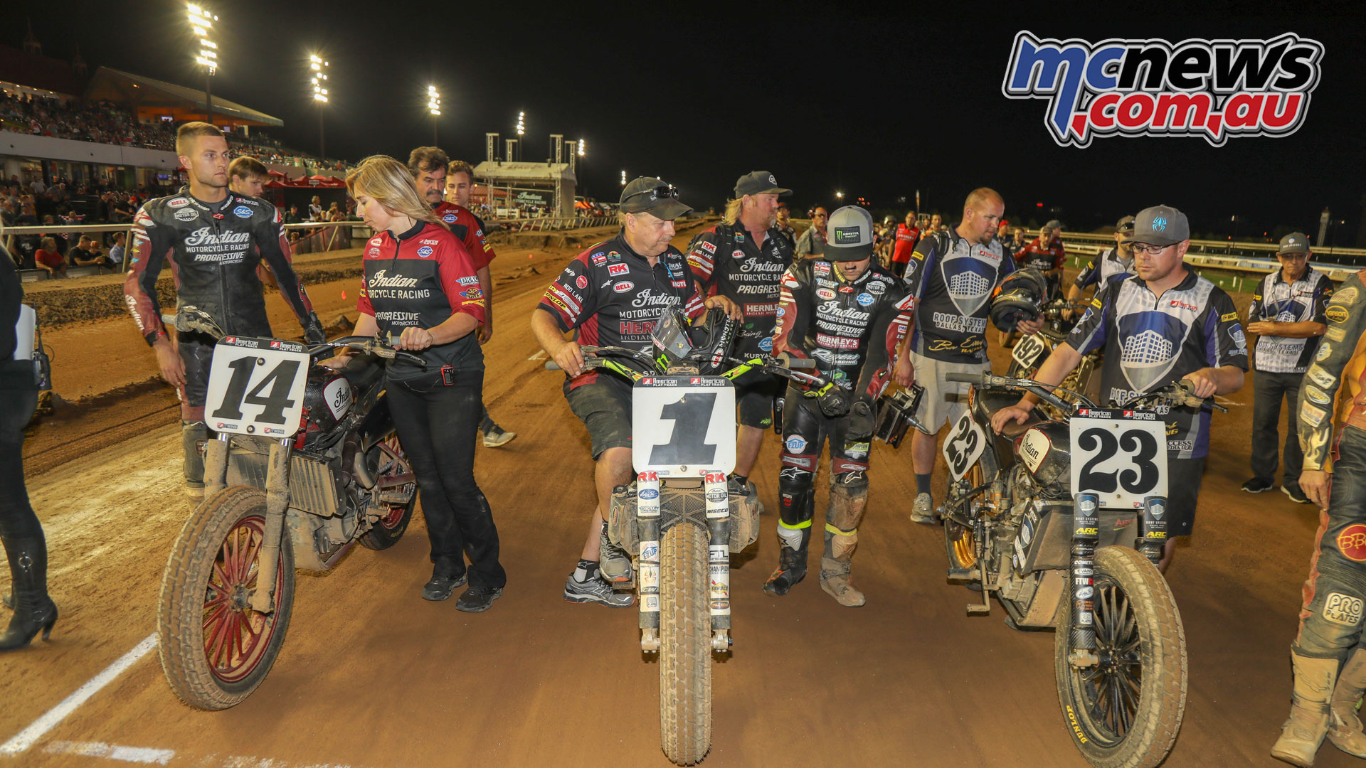 AFT Rnd Minnesota Mile Twins grid FA