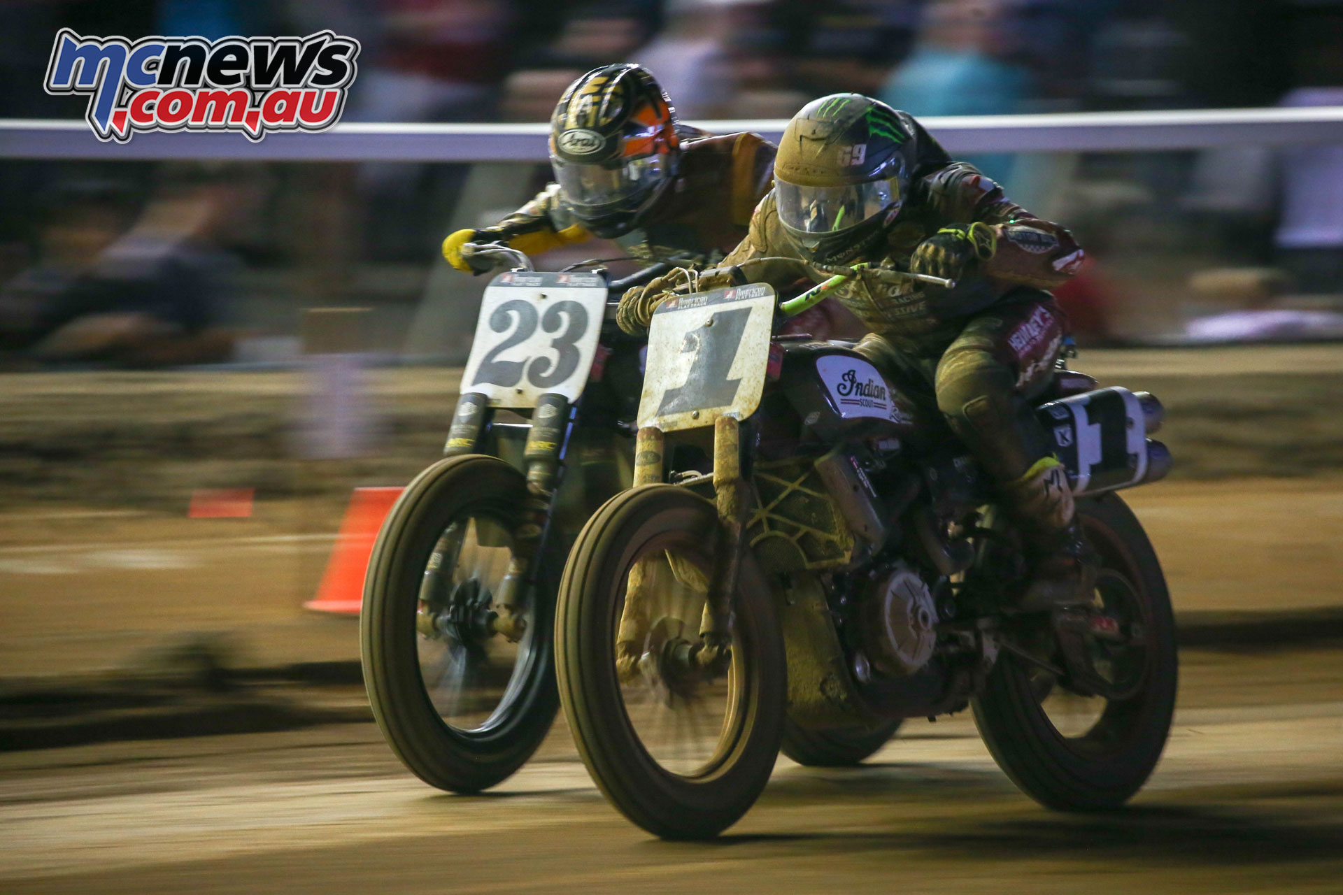 AFT Rnd Minnesota Mile Twins Jared Mees ERV