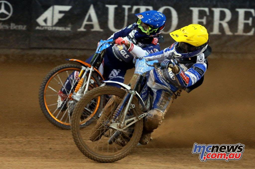 Adrian Flux British FIM Speedway Grand Prix