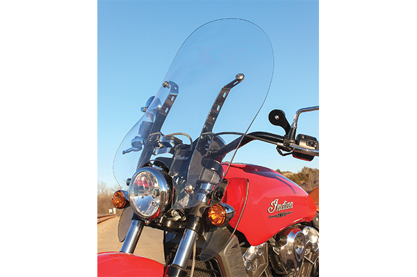 Klock Werks Flare Air Management System for Indian Scout and Scout Sixty