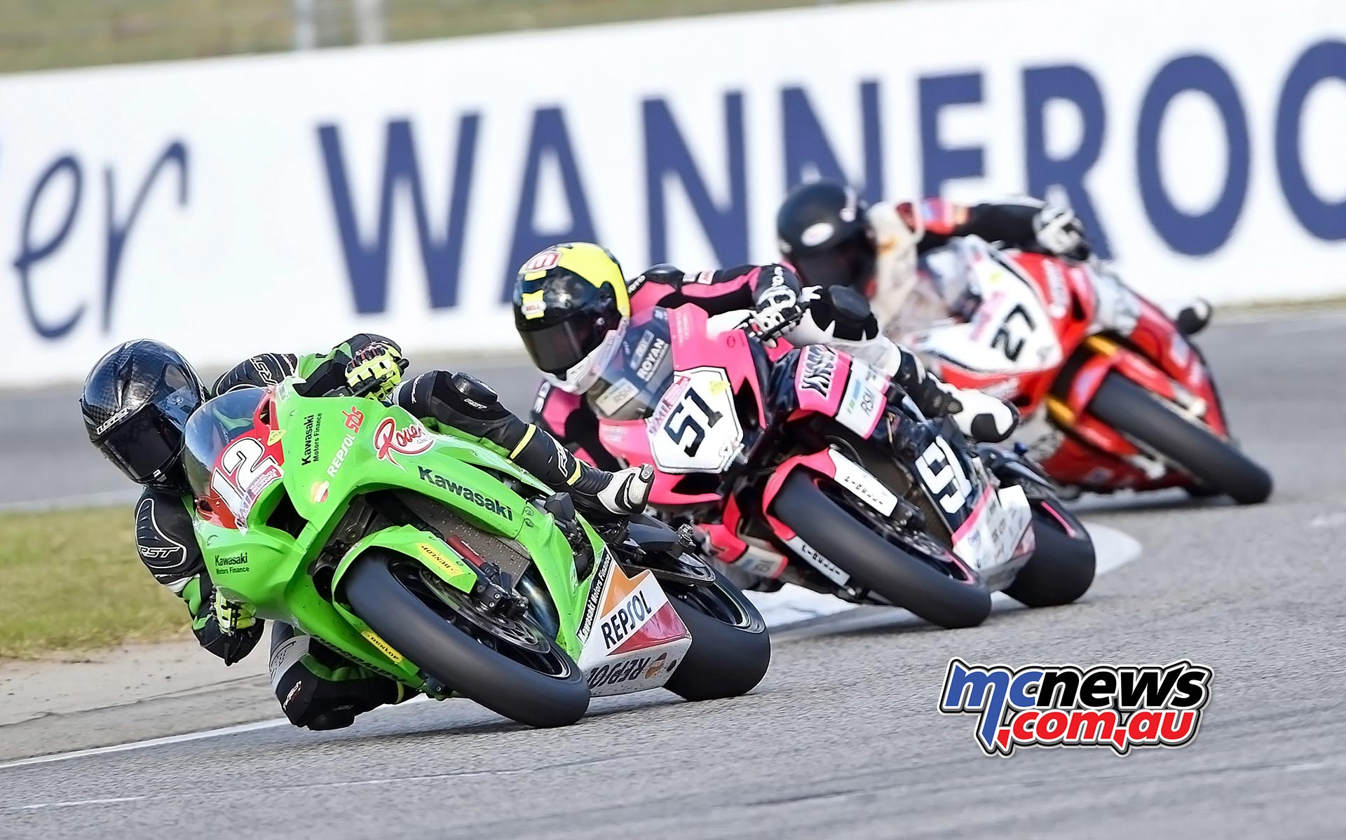 ASBK at Wanneroo in 2016 - Image Keith Muir