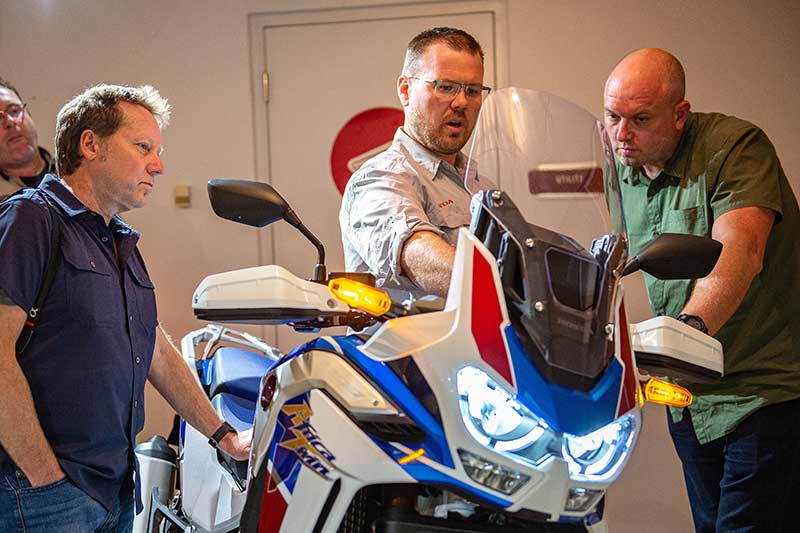 2020 Honda CRF1100L Africa Twin Adventure Sports ES