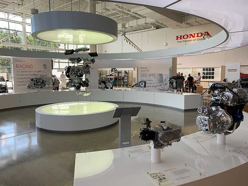 Honda Heritage Center