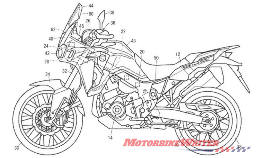 Honda patents head-up touch windscreen