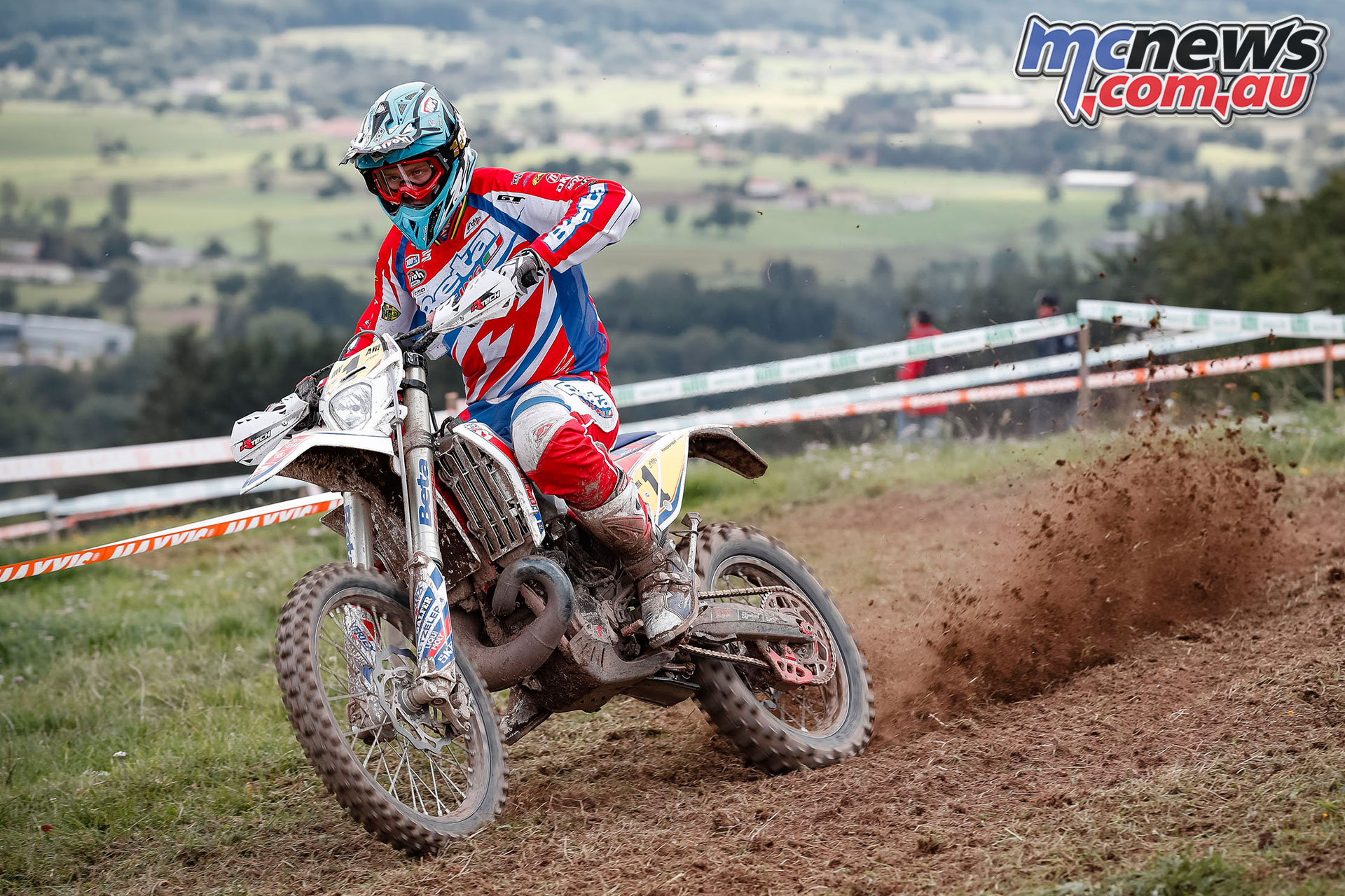 Steve Holcombe FM France EnduroGP Rnd