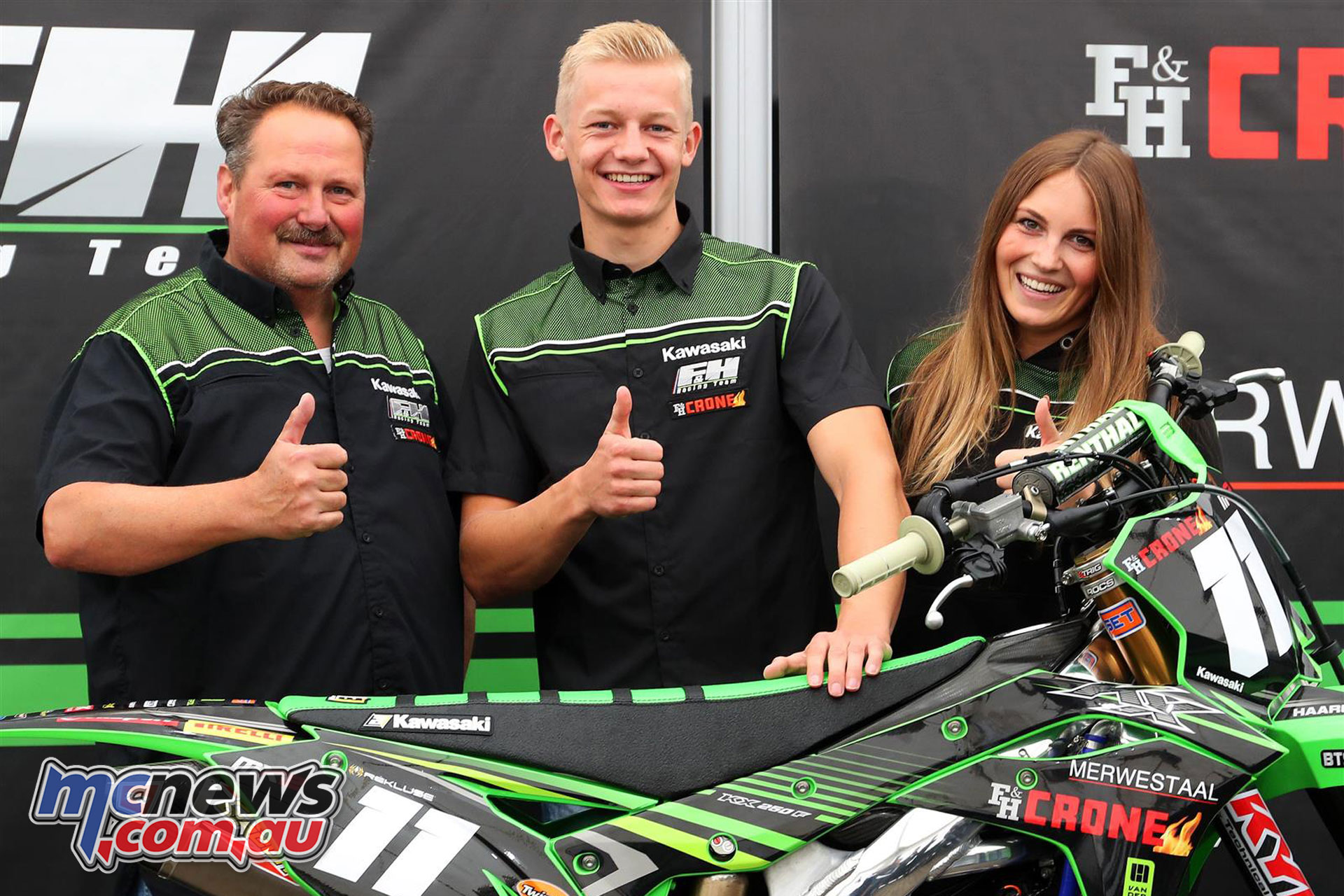Mikkel Haarup joins FH Kawasaki for