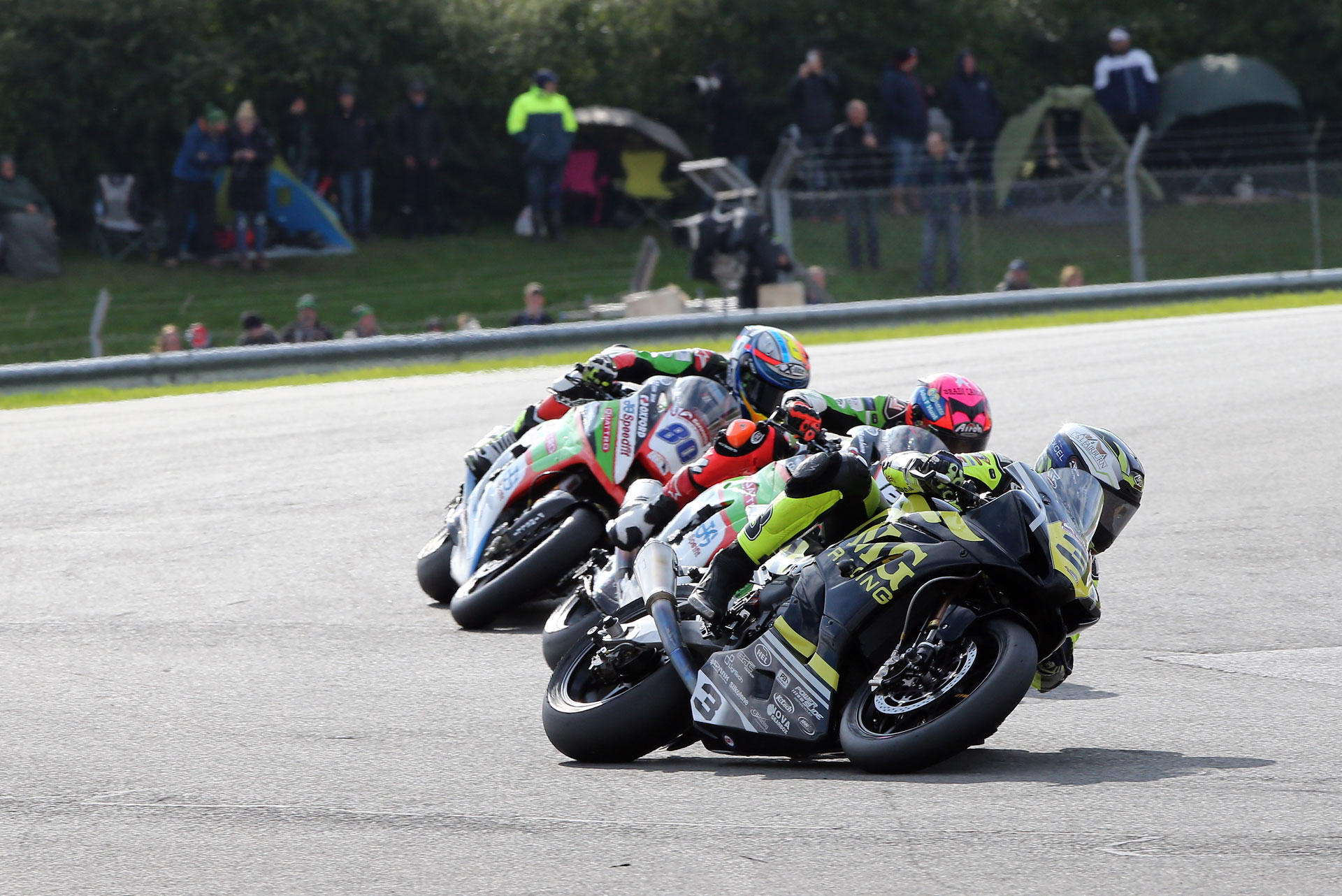 BSB Rnd Donington DYeomans Billy McConnell AROA