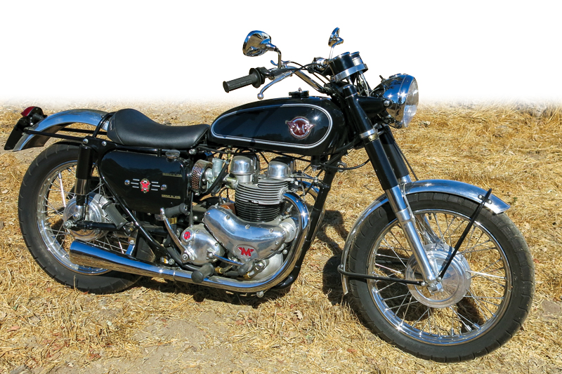 1961 Matchless G12CS