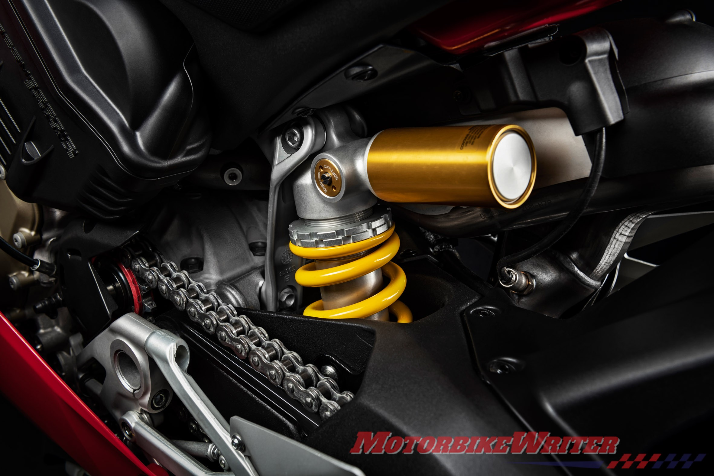 Softer DUCATI PANIGALE V4