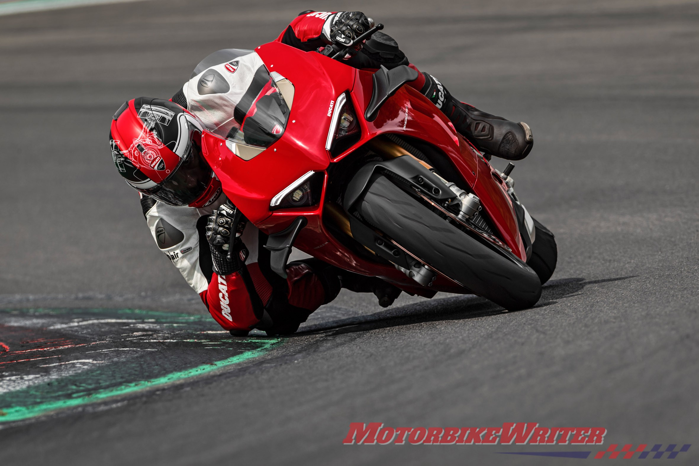 Softer DUCATI PANIGALE V4 s
