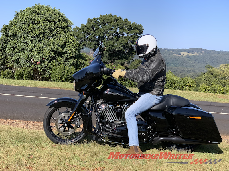 Step up to 2020 Harley-Davidson Street Glide Special