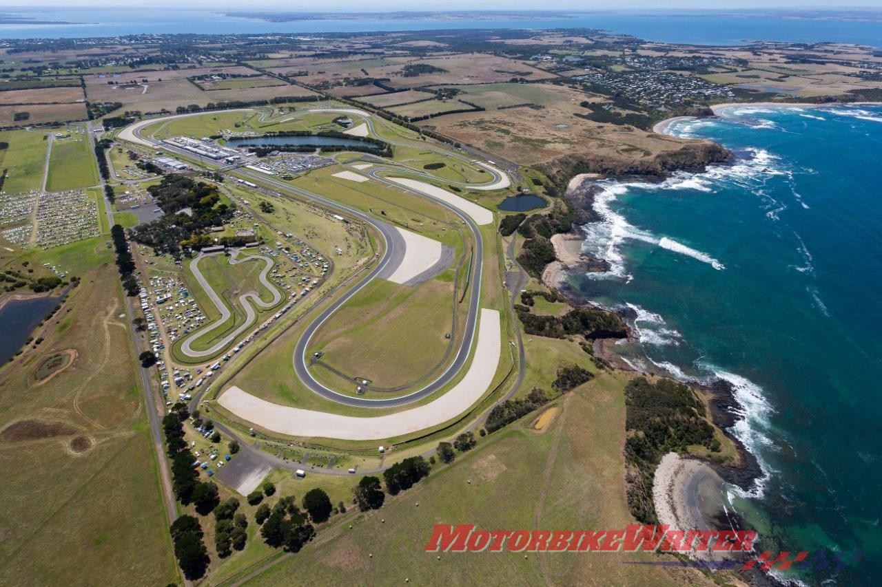Celebrate Australia Day with classic racing at the Phillip Island Classic International Challenge patrols