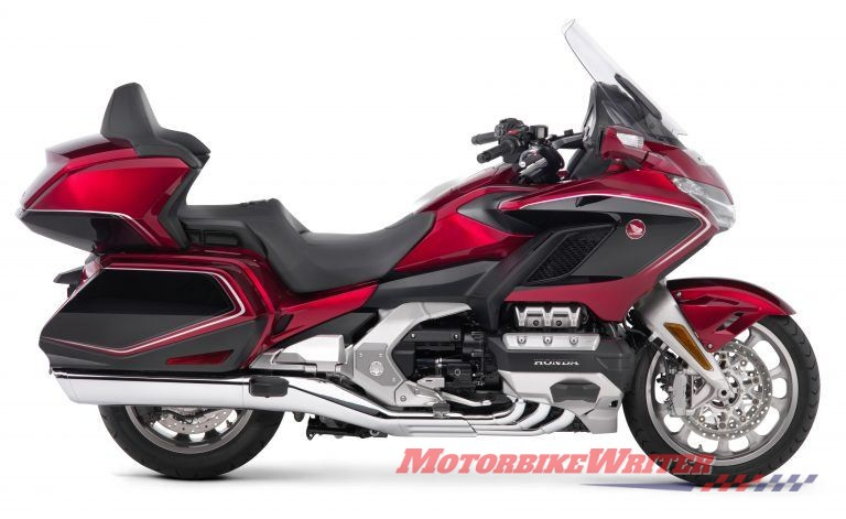20202 Honda Goldwing