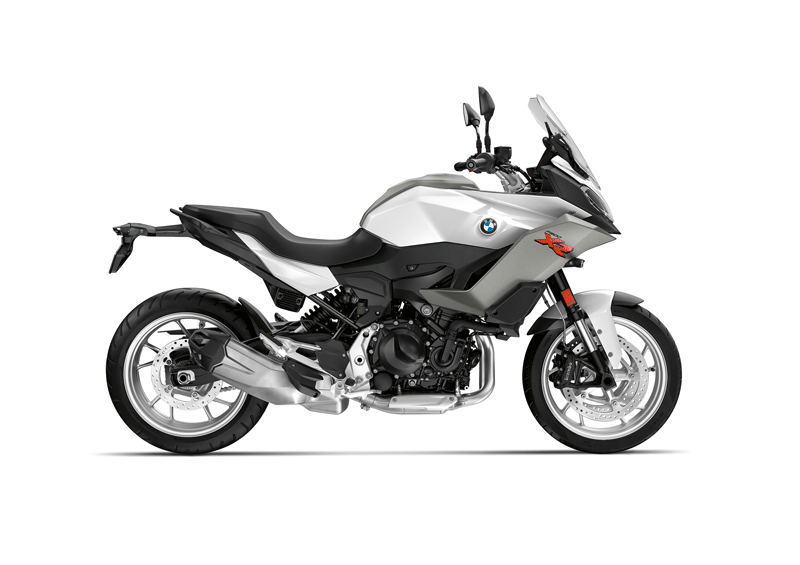 2020 BMW F 900 XR in Light White