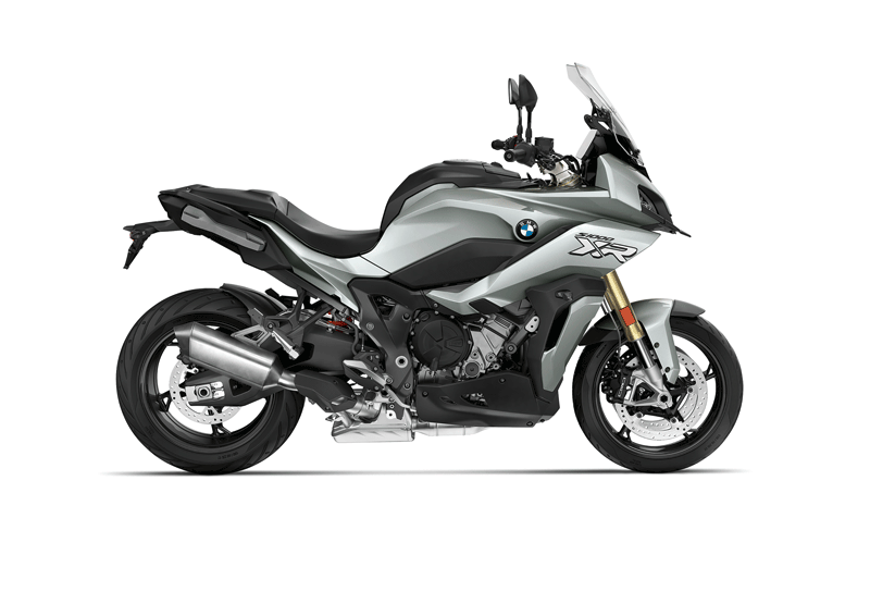 2020 BMW S 1000 XR in Ice Gray