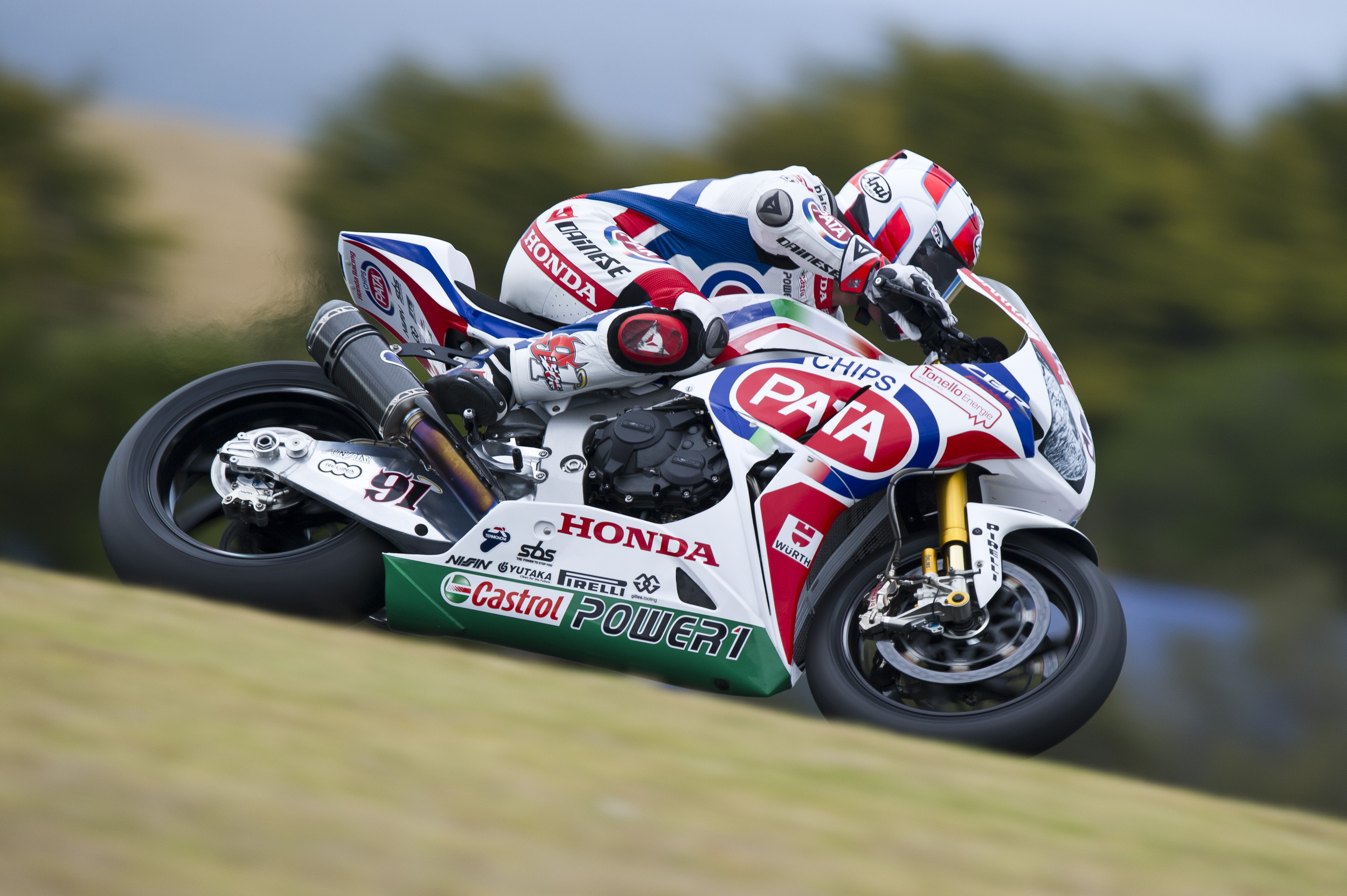 """Leon Haslam - P9 1m31.138s - """"It's a little disappointing after feeling really confident after the test here earlier this week. We put in a new specification engine yesterday, which is more powerful and a bit more aggressive. It's thrown a few little bugs into our plans and we've only been able to make a few steps back towards where we were in the test. I'd say we're around 50% of the way there and we made some more progress in those two Superpole outings. But, as I say, it's a little disappointing because in the test I was feeling really confident. On the positive side, we can see where the issues are and we just need to study the electronics to get them sorted. The chassis settings and tyres are exactly the same as we ran in the test and, apart from one or two other niggling little problems, I'm happy with all that."""""""