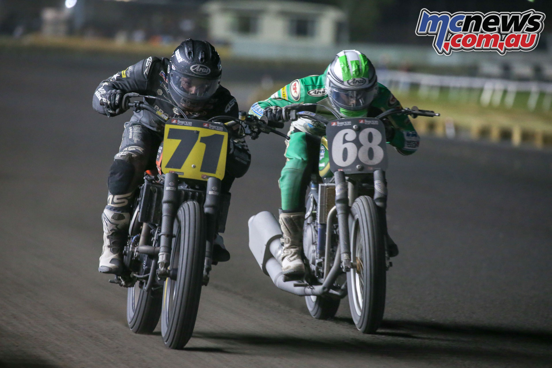 AFT Meadowlands Mile Prod Twins James Rispoli Ryan Varnes ERV