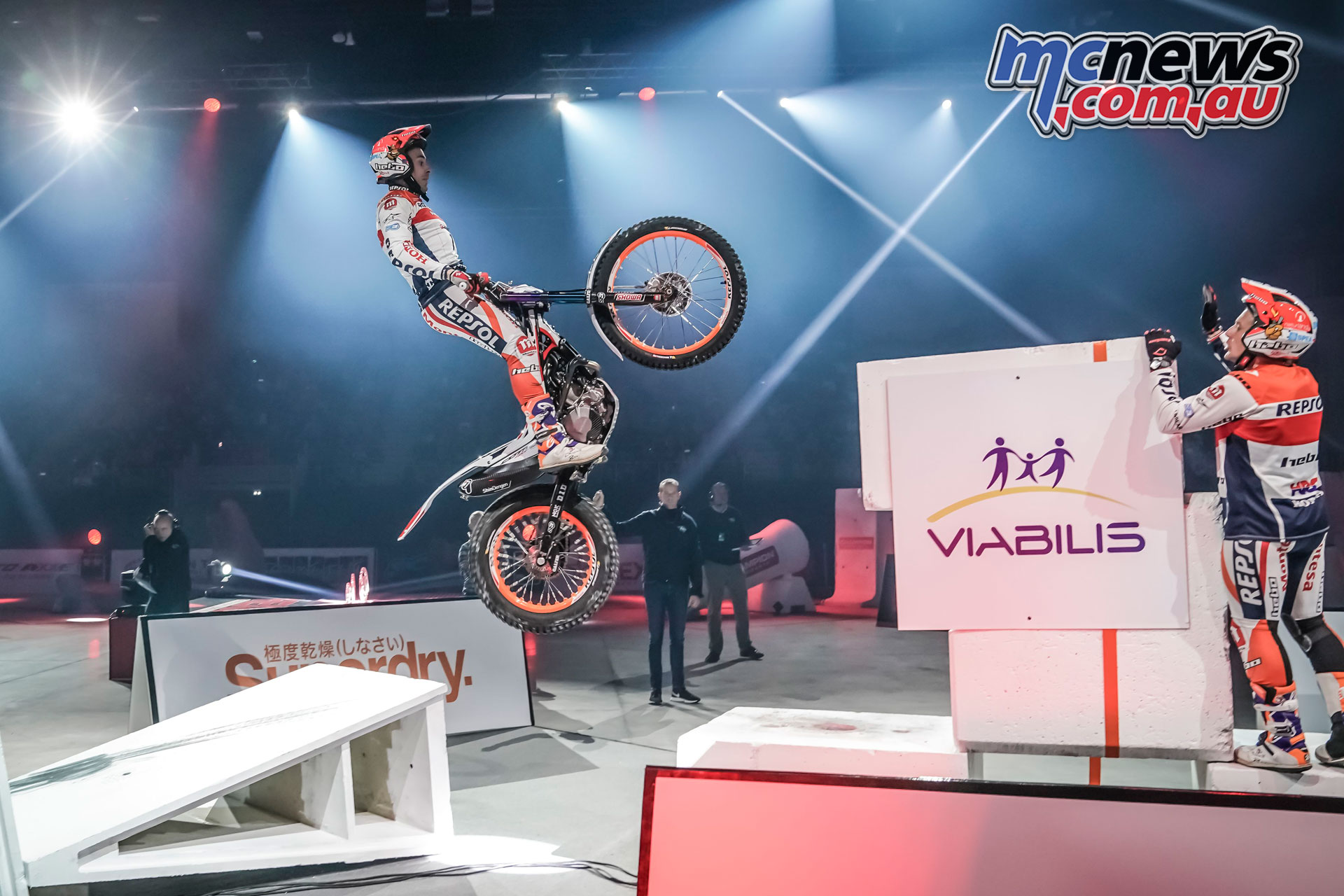 X Trial France Rnd Toni Bou ps