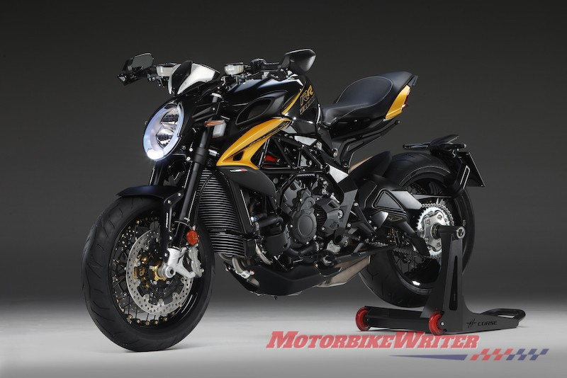MV Agusta Dragster 800 RR model
