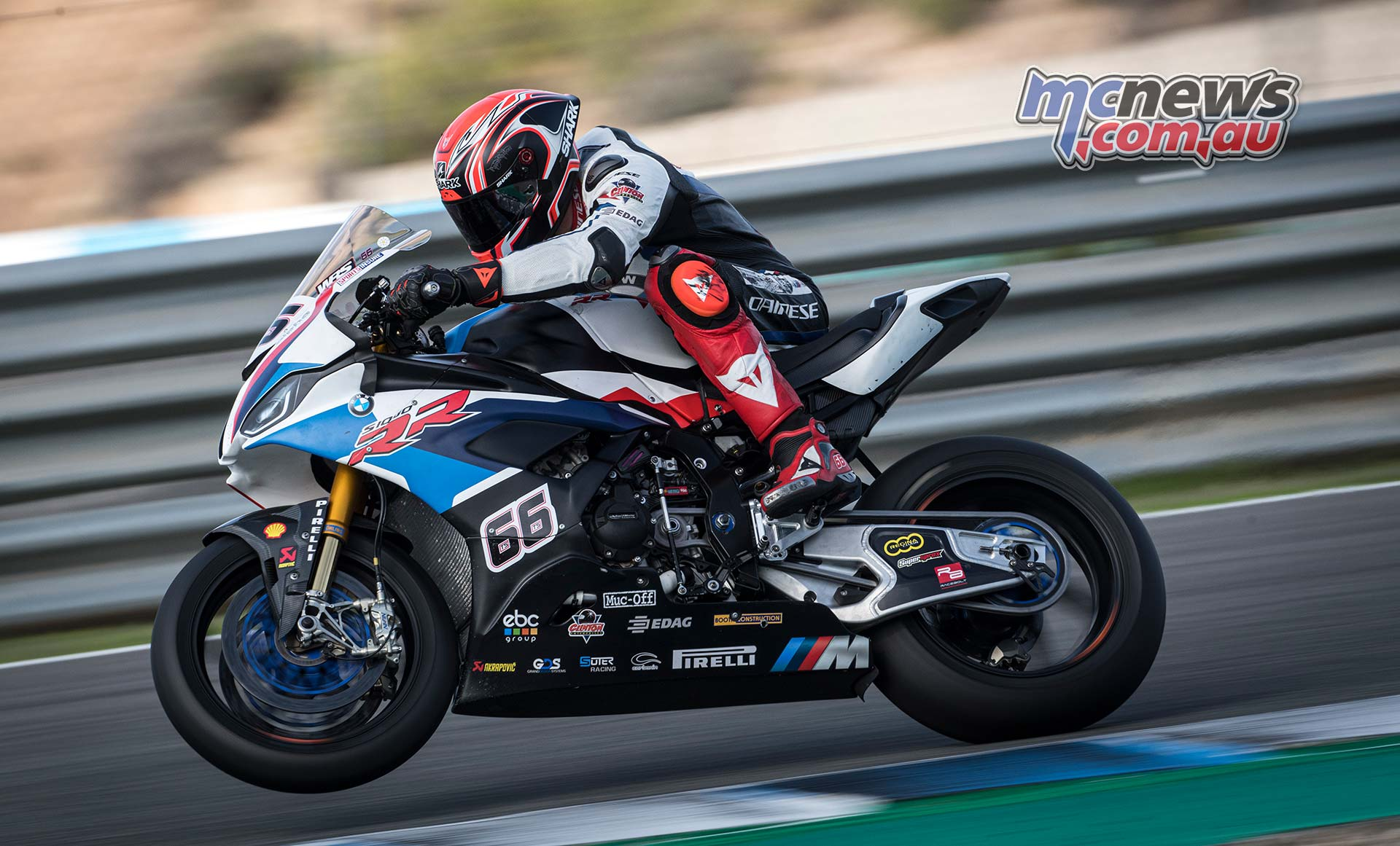 WSBK Jerez Test Nov Tom Sykes
