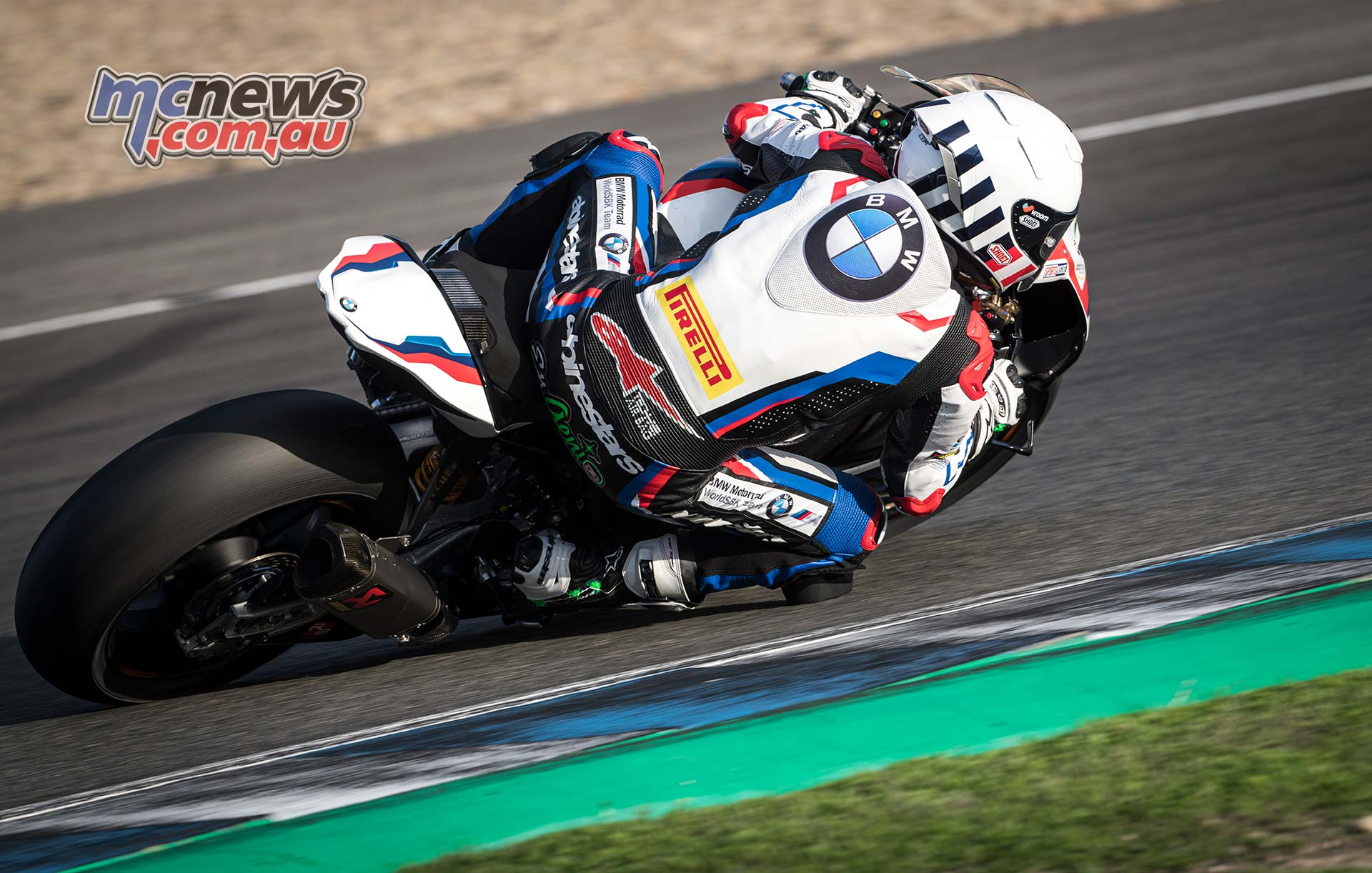 WSBK Jerez Test Nov Eugene Laverty