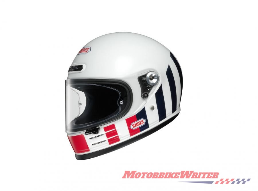 Shoei Glamster retro helmet