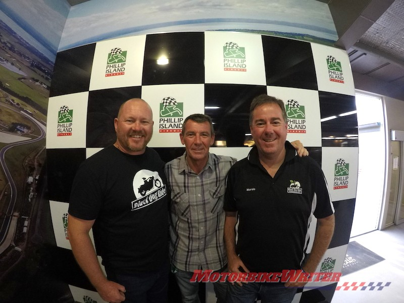 World Superbikes BDR to promote health issues