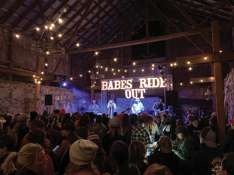 Babes Ride Out Twisted Gypsy