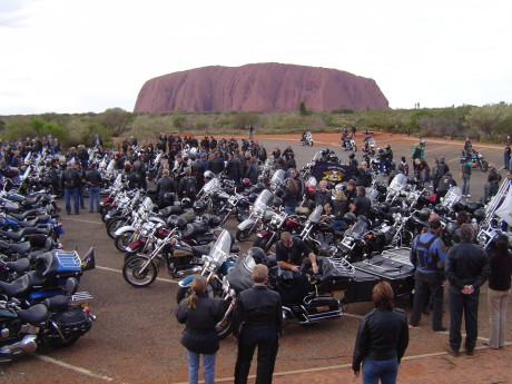 HOG Rally - Black Dog Ride