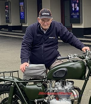 Tim Gibbes The Great Escape Triumph TR6 Steve McQueen