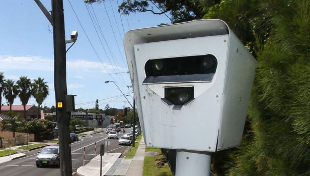 Fixed speed camera Victoria - fines suspended virus plate scam