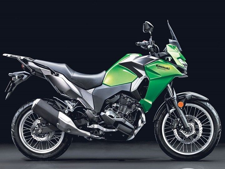 Kawasaki Versys-X 300 with Bosch 10 ABS unit confirms