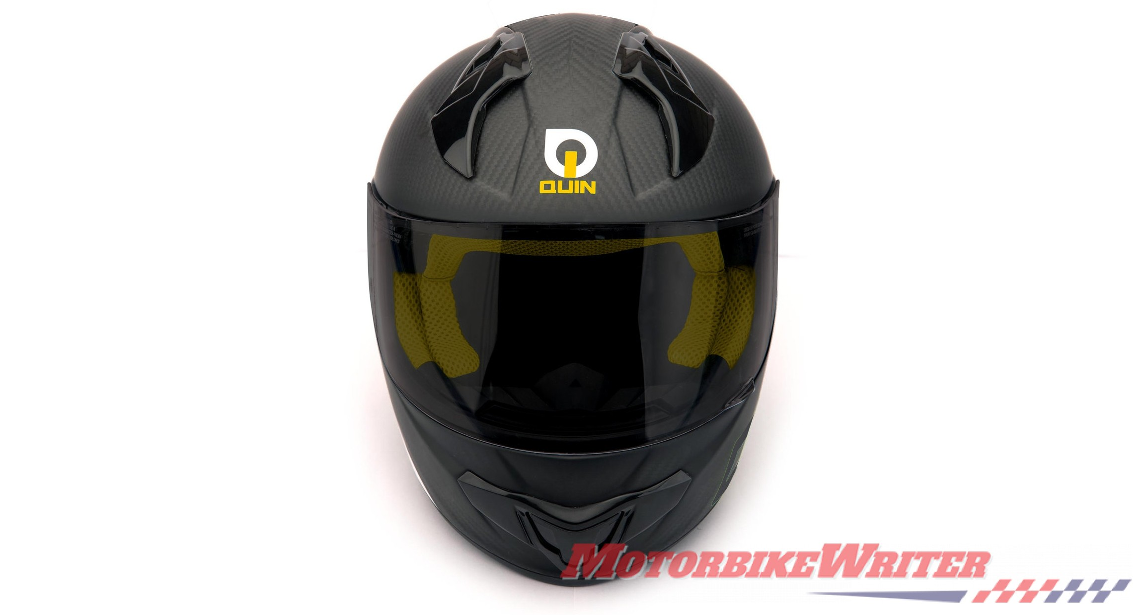 Quin helmets integrated Bluetooth communications