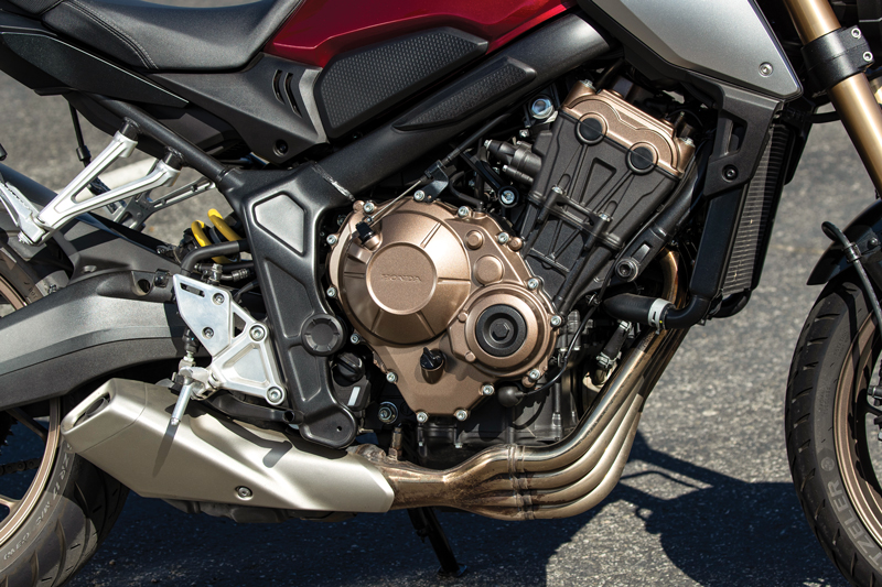CB650R engine